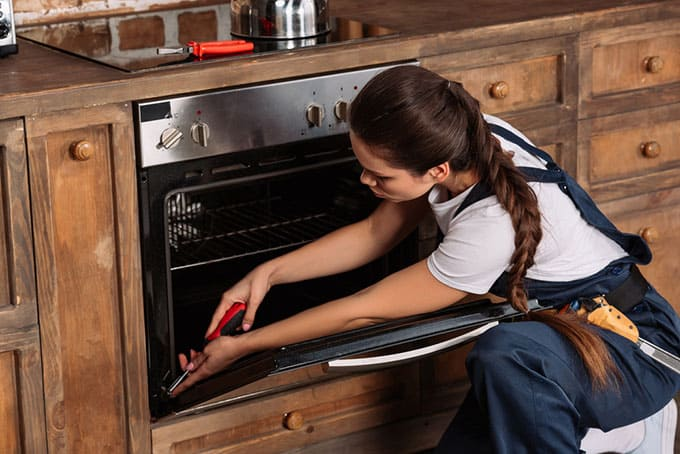 Fixing an oven that keeps beeping