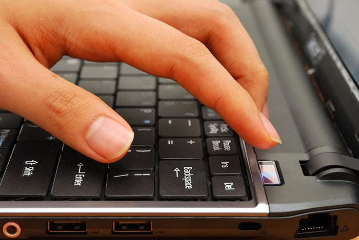How to Fix a Blinking Laptop Power Button