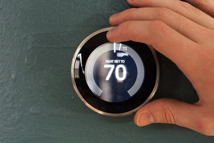 Nest Thermostat Turning AC on and off